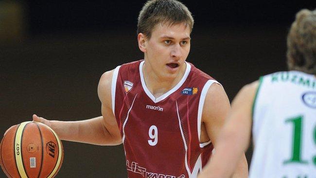 E.Ulanovas taip pat pasižymėjo atletiškumu (Fotodiena.lt)