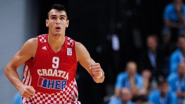 Kroatas neskuba į NBA (Fotodiena.lt)