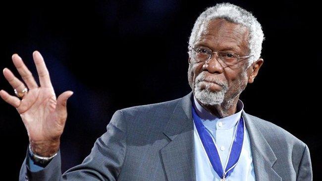 NBA legendai B.Russellui – 79-eri (Scanpix)