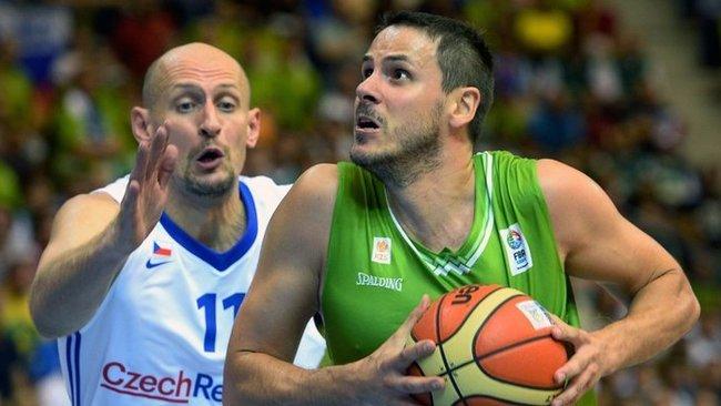 B.Nachbaras baigia karjerą Slovėnijos rinktinėje (Scanpix)
