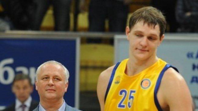 Krepšininkas paliko Rusiją 2010 metais (Scanpix nuotr.)