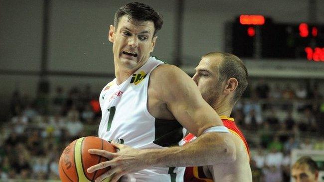 D.Lavrinovičius buvo itin naudingas, tačiau komanda pralaimėjo (Robertas Dačkus, Fotodiena.lt)