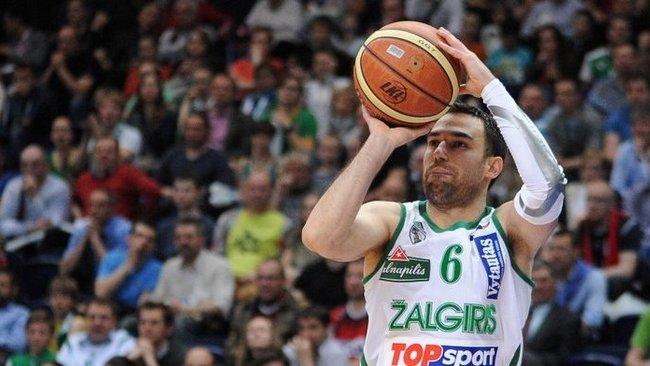 Gynėjas atstovavo Kauno ekipai nuo 2011 m. (Fotodiena.lt nuotr.)