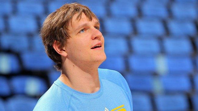 """""""Nuggets"""" vadovai T.Mozgovui kitą sezoną žada daugiau laiko aikštėje (Scanpix)"""