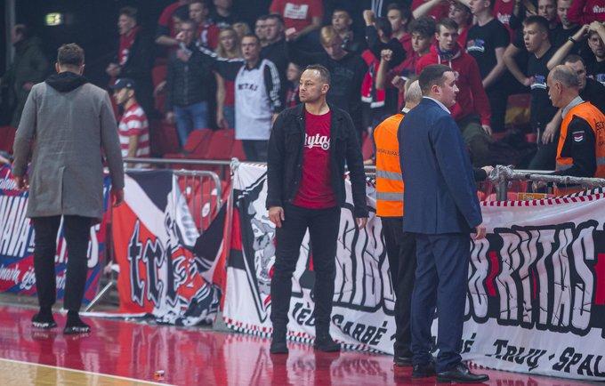 R.Jarutis turės komplektuoti komandą FIBA Čempionų lygos kovoms (BNS nuotr.)
