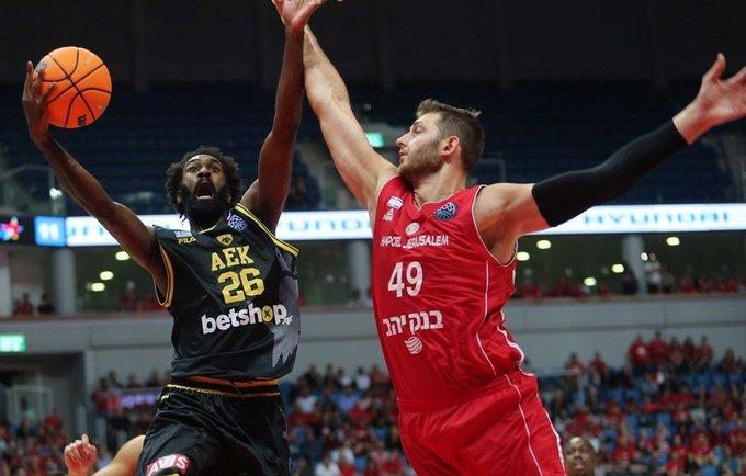 M.Kupšas puikiai išnaudojo minutes ant parketo (FIBA Europe nuotr.)
