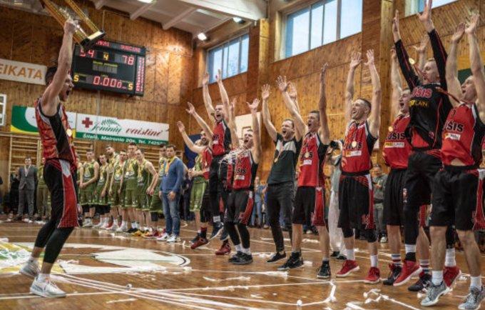 Šilalės komanda žais NKL (T.Noreikos nuotr.)