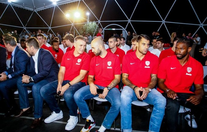 Pirėjo klubas varžysis tik Eurolygoje