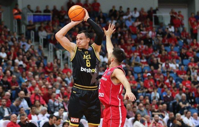 J.Mačiulis prametė visus tritaškius (FIBA Europe nuotr.)