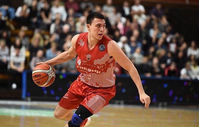 F.Cruzas savo vertę įrodinės sostinėje (FIBA Europe nuotr.)
