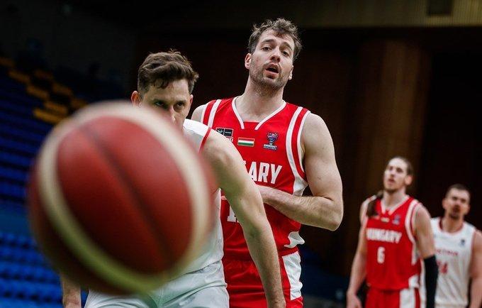 S.Benke išgelbėjo vengrus (FIBA Europe nuotr.)