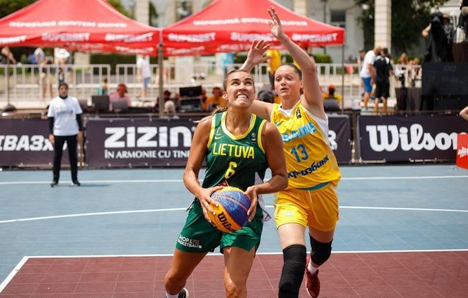 K.Nacickaitė yra viena lietuvių lyderių (FIBA Europe nuotr.)