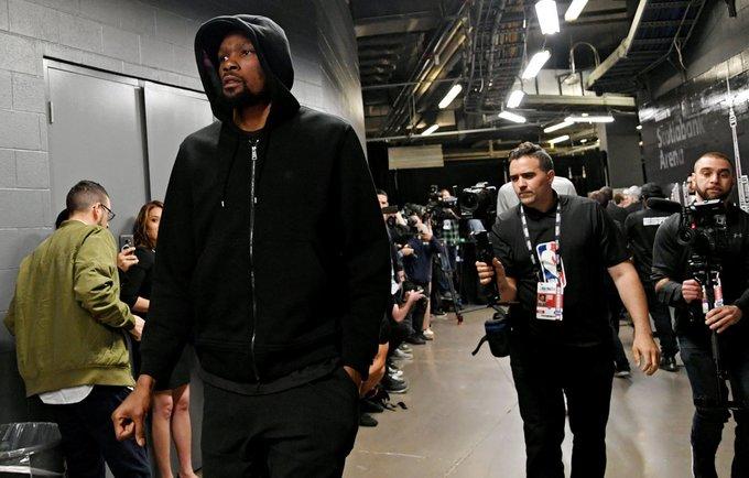 """K.Durantas tikina rimtai nesvarstęs """"Knicks"""" varianto (Scanpix nuotr.)"""