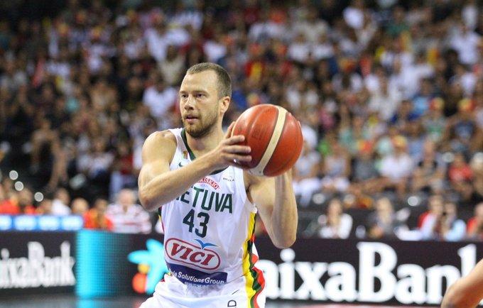 L.Lekavičius sėkmingai žaidė puolime (Krepšinio namų nuotr.)