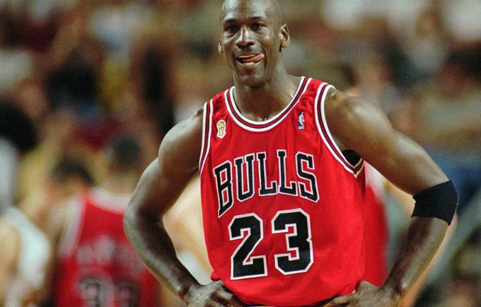 """M.Jordanas visiškai pakeitė """"Bulls"""" istoriją (Scanpix nuotr.)"""