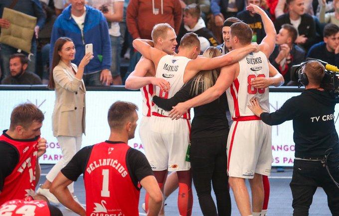 Praėjusiais metais šiame turnyre triumfavo Utenos krepšininkai (Gintaro Šiupario nuotr.)