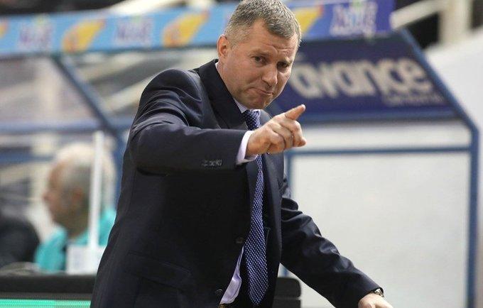 T.Rinkevičius prisiminė pergalę prieš Serbijos klubą (FIBA nuotr.)
