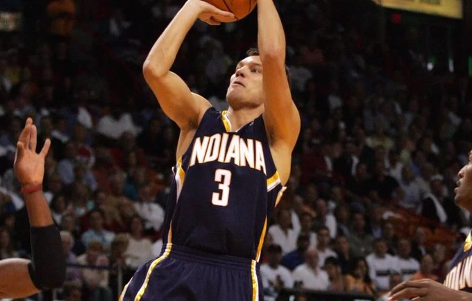 Š.Jasikevičius buvo vienas iš šešių NBA tada žaidusių lietuvių (Scanpix nuotr.)