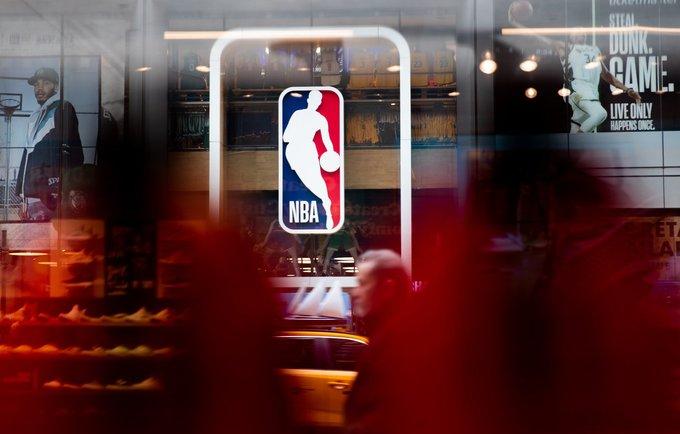 NBA sezonas gali būti pratęstas liepos viduryje (Scanpix nuotr.)