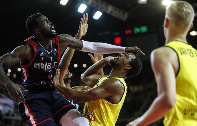 J.Grantas buvo puikus (FIBA Europe nuotr.)