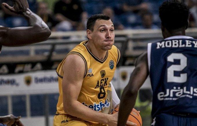 J.Mačiulis žaidė 15 minučių (FIBA nuotr.)