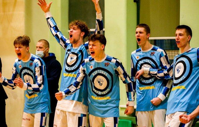 """""""Neptūnas-Akvaservis"""" mačą laimėjo (Foto: Matas Baranauskas)"""