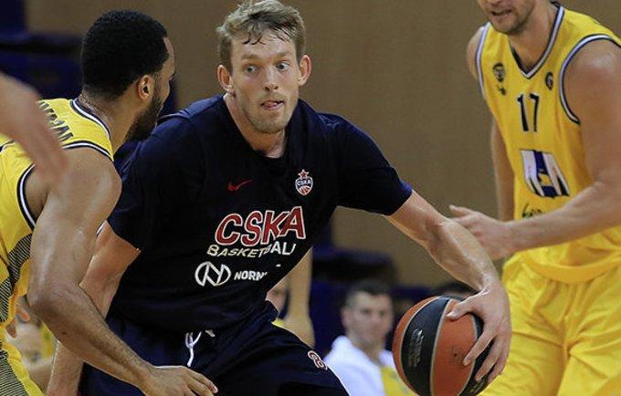 R.Bakeris tampa vienu CSKA lyderių