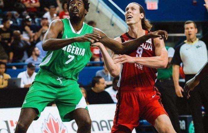 Al Farouqas Aminu kovos Pasaulio taurėje