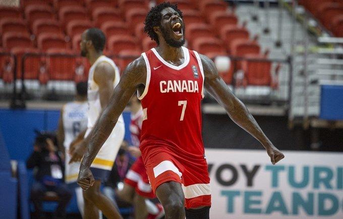 A.Bennettas grįžo ant parketo (FIBA nuotr.)