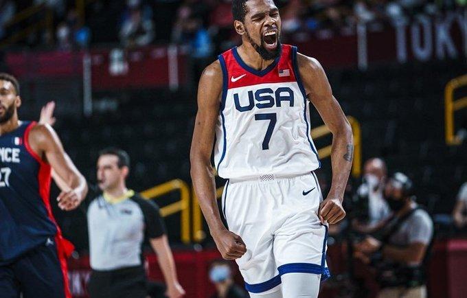 K.Durantas tapo reitingo geriausiu (FIBA nuotr.)