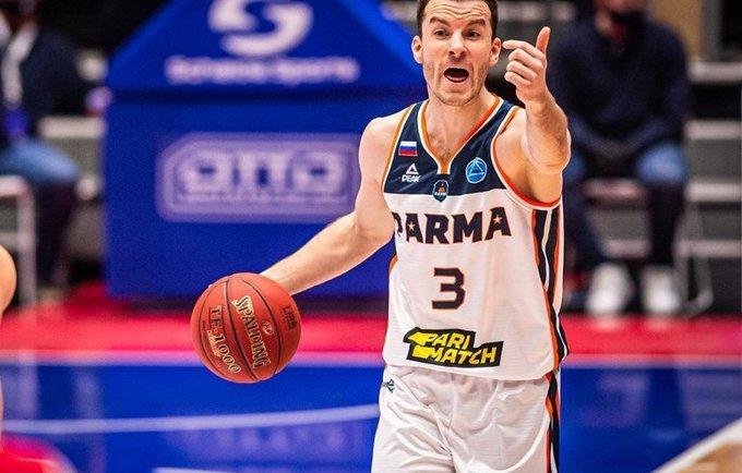 A.Juškevičius surinko 19 naudingumo balų (FIBA Europe nuotr.)