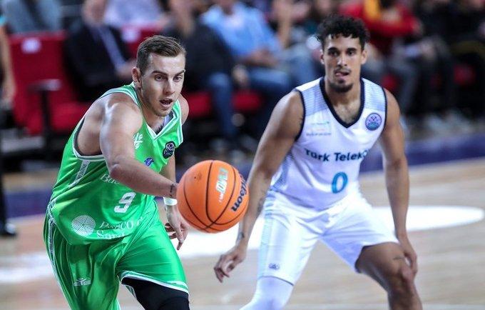 P.Sorokas pelnė 7 taškus (FIBA Europe nuotr.)