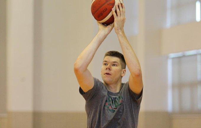 R.Giedraitis pelnė 9 taškus (Krepšinio namų nuotr.)