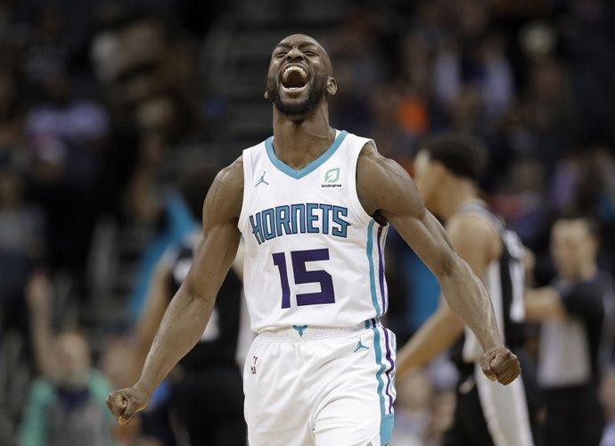"""K.Walkeris domina """"Lakers"""" (Scanpix nuotr.)"""