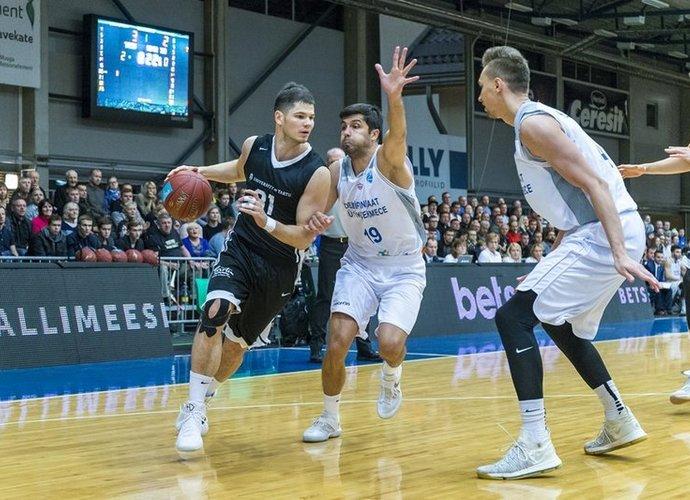 V.Čižauskas patikimai organizavo savo komandos puolimą (FIBA Europe nuotr.)