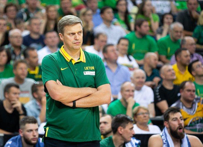 D.Adomaitis vėl visą dėmesį telkė į NBA lietuvius (BNS nuotr.)
