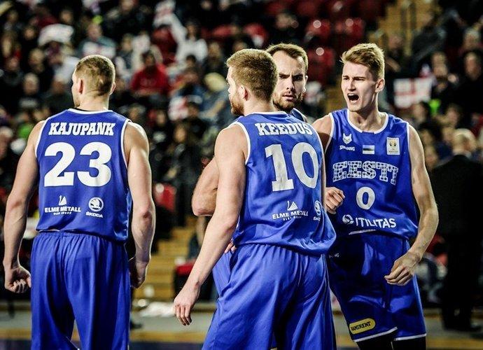 Estijos rinktinei neįprastu būdu ieškomas treneris (FIBA Europe nuotr.)