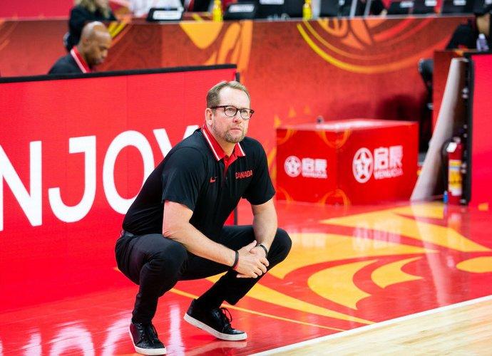 N.Nurse'as tikėjosi turėsiąs kitus žaidėjus (FIBA nuotr.)