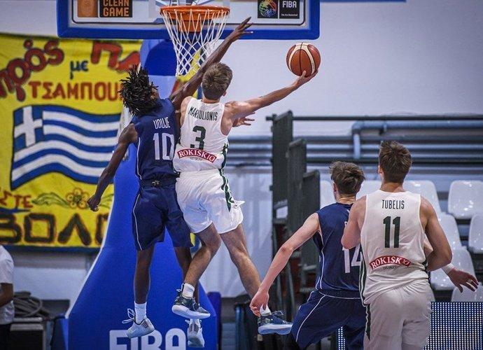 Lietuviai iškovojo 7 vietą (FIBA Europe nuotr.)