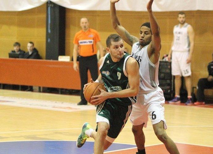 P.Malašauskas pagerino NKL rekordą (S.Čirbos nuotr.)