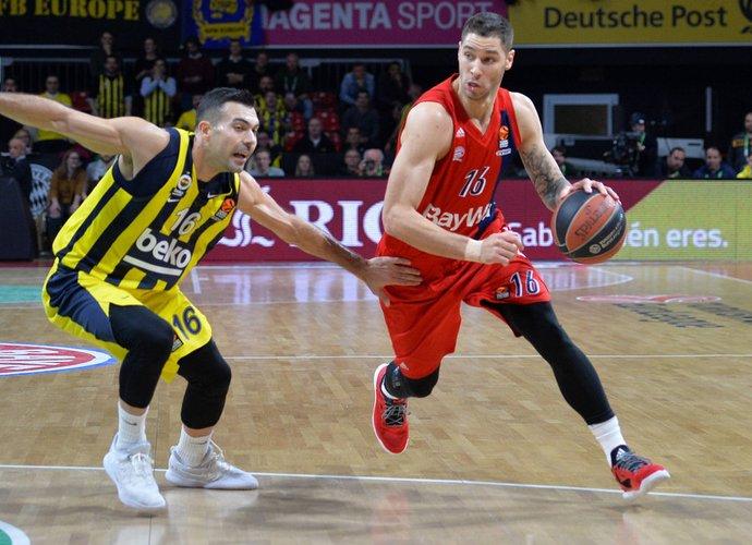 S.Jovičius sulaukė dėmesio iš NBA (Scanpix nuotr.)