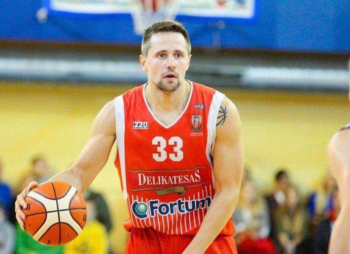 D.Griškėnas reguliarųjį sezoną baigė galingai