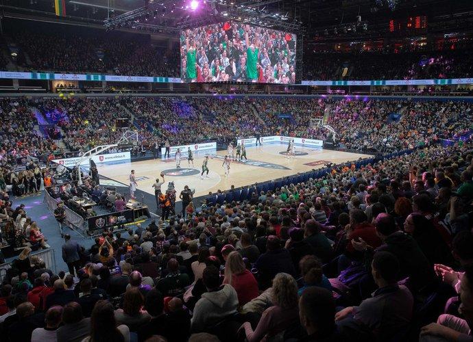 Vilniečiai turės daugiau šansų patekti į Eurolygą sportiniu keliu (BNS nuotr.)