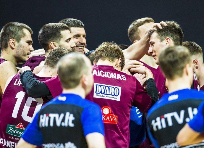 """""""Lietkabelis"""" šį sezoną buvo vienintelė Lietuvos komanda lygoje (www.kavolelis.lt)"""