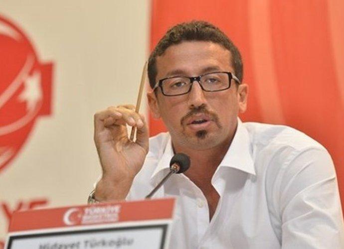 H.Turkoglu buvo piktas