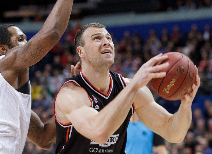 A.Parachovskis – antras naudingiausias lemiamo turo krepšininkas (BNS nuotr.)