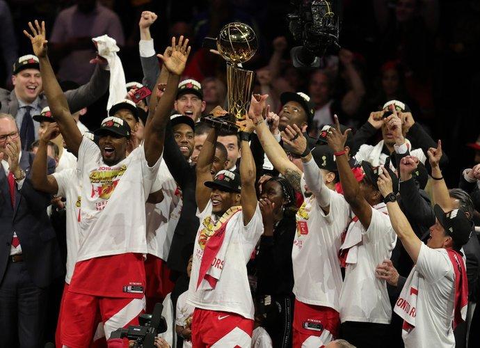 NBA čempionai gali paaiškėti neįprastoje vietoje (Scanpix nuotr.)