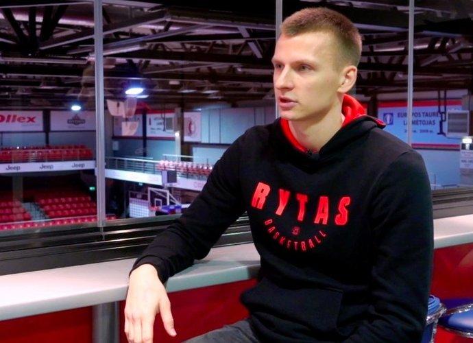 A.Butkevičius prisiminė išskirtinį sezoną Eurolygoje
