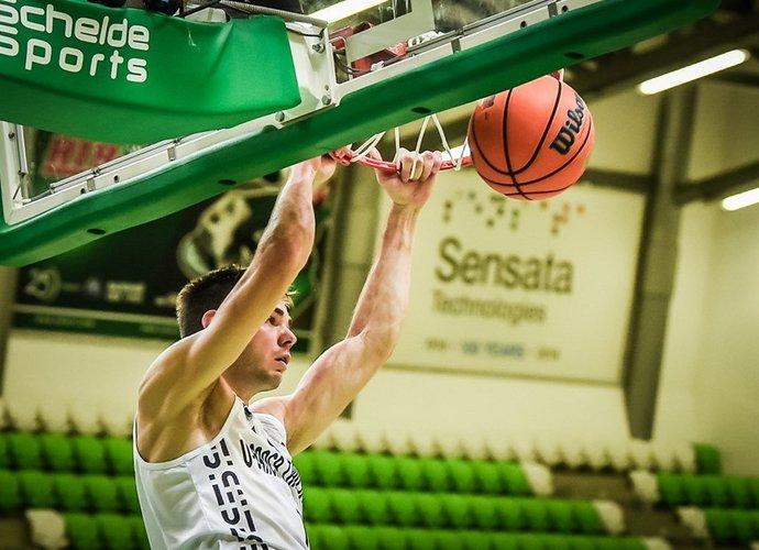 D.Tarolis buvo itin naudingas (FIBA Europe nuotr.)