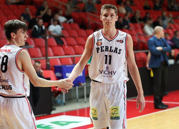 A.Tubelis papildė sostinės klubo jaunimo sistemą (Foto: Ray Vyšniauskas)